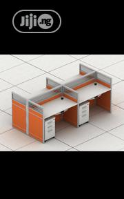 Orange Colour By 4 Workers Lockers   Furniture for sale in Lagos State, Ojo