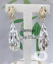 Gold Silver Earrings | Jewelry for sale in Lagos State, Ikeja