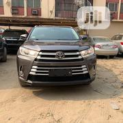 Toyota Highlander 2014 Gray | Cars for sale in Lagos State, Lagos Mainland