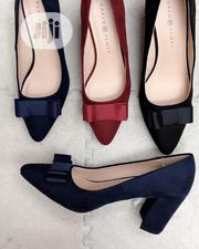 Block Heel Covered Shoes for Ladies/Women Available in Size   Shoes for sale in Lagos State