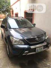 Lexus RX 2008 350 Gray | Cars for sale in Rivers State, Port-Harcourt