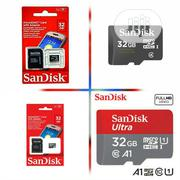 32gb Sandisk Memory Card. | Accessories for Mobile Phones & Tablets for sale in Lagos State, Ikorodu
