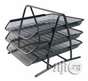 3 Tier Document Rack | Stationery for sale in Lagos State