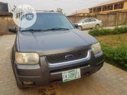 Clean Nigeria Used Ford Escape 2002 | Cars for sale in Lagos State, Ikorodu