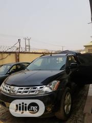 Nissan Murano 2004 SE Black | Cars for sale in Lagos State, Ikeja