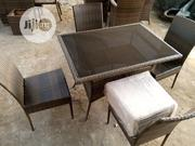 Outdoor/Indoor 5 Piece Rattan Furniture   Furniture for sale in Lagos State, Maryland