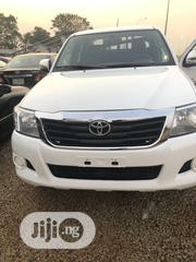 Toyota Hilux 2013 White | Cars for sale in Abuja (FCT) State, Gwarinpa