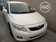 Toyota Corolla 2010 White | Cars for sale in Lagos State, Ajah