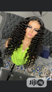 Curly Hair, Curly Wig, Long Wig | Hair Beauty for sale in Rivers State, Port-Harcourt