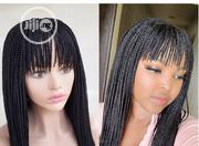 Fringe Wig, Braids Wig, Braided Wig | Hair Beauty for sale in Rivers State, Port-Harcourt