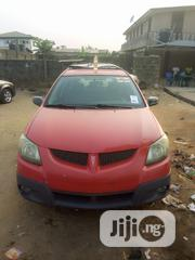 Pontiac Vibe 2004 Automatic Red   Cars for sale in Lagos State, Ikotun/Igando