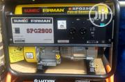 Sumec Firman Generator | Electrical Equipment for sale in Lagos State, Lekki Phase 1