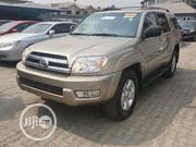 Toyota 4-Runner 2006 Gold | Cars for sale in Lagos State, Amuwo-Odofin