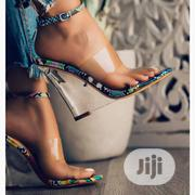 Transparent Heel Wedge | Shoes for sale in Lagos State, Surulere