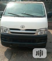 Toyota Hiace 2007 220 White   Buses & Microbuses for sale in Oyo State, Ibadan