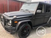 Mercedes-Benz G-Class 2015 Black | Cars for sale in Lagos State, Lekki Phase 1