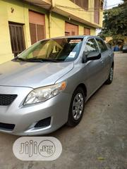 Toyota Corolla 2010 Silver | Cars for sale in Lagos State, Lagos Mainland