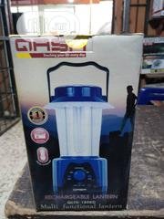 Qasa Rechargeable Lantern QLTN-189RD | Camping Gear for sale in Lagos State, Alimosho