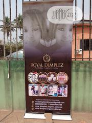 Roll Up Banner | Printing Equipment for sale in Edo State, Ikpoba-Okha