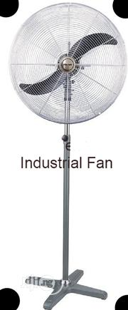 Rite-tek Industrial Standing Fan 26 Inches | Manufacturing Equipment for sale in Rivers State, Port-Harcourt