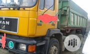 MAN 33 402 Dump Truck 2008 Yellow | Trucks & Trailers for sale in Lagos State, Lagos Mainland