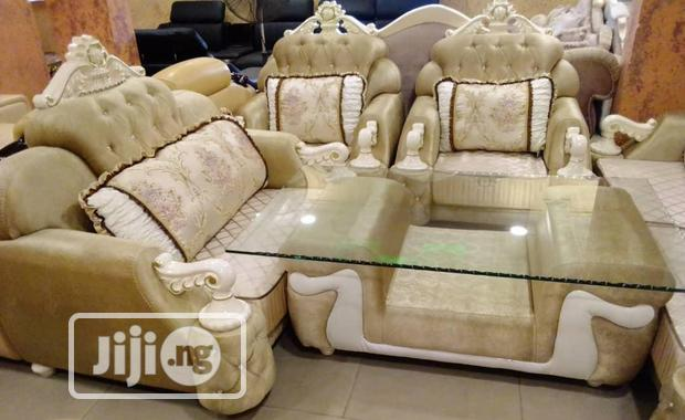 Royal Sofa With Dining Table