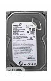 Seagate 500GB Internal Hard Disk Desktop Computer /CCTV Use | Computer Hardware for sale in Lagos State, Ikeja