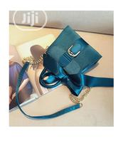 Women's Velvet Shoulder Bag | Bags for sale in Rivers State, Port-Harcourt