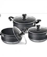 Beautiful Pots Set   Kitchen & Dining for sale in Abuja (FCT) State, Maitama