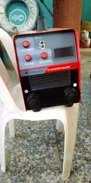 DC, MMA Inverter Welding Machine | Electrical Equipment for sale in Lagos State, Ojo