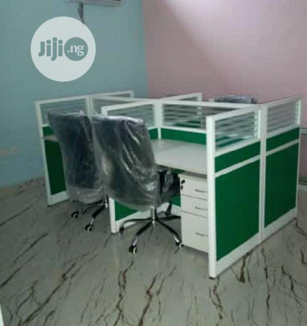Brand New Executive 4-seater Workstation Table
