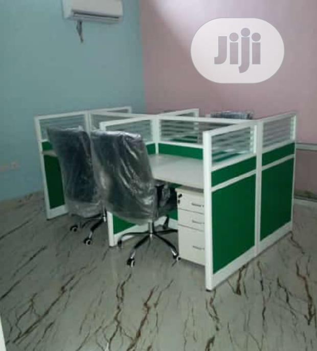 New Classy 4-seater Workstation