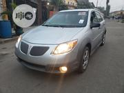 Pontiac Vibe 2007 Silver | Cars for sale in Lagos State, Ilupeju