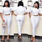 Beautiful Jumpsuit in White | Clothing for sale in Lagos State, Lagos Island