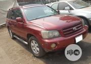 Toyota Highlander 2.4 2001 Red | Cars for sale in Lagos State, Lagos Island