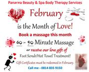 Body Massage - Valentine Special | Health & Beauty Services for sale in Lagos State, Ikeja