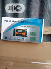 Original 30ah 12/24v PWM Solar Charge Controller | Solar Energy for sale in Lagos State, Magodo