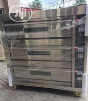 3 Deck 9 Trays Gas Oven | Industrial Ovens for sale in Lagos State, Lekki Phase 2