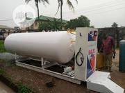 5 Metric Tons Of LPG Tank With Pump And Dispenser | Manufacturing Equipment for sale in Ogun State, Ifo