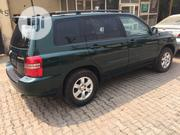 Toyota Highlander 2002 Green | Cars for sale in Lagos State, Magodo