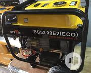 4. 5kva Bs5200e2 Bison Generator 100% Copper | Electrical Equipment for sale in Lagos State, Lekki Phase 1