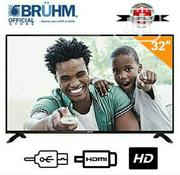 Bruhm 32inch LED Tv + Free Bracket | TV & DVD Equipment for sale in Rivers State, Port-Harcourt