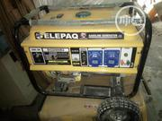 7.5kva Elepaq Sv2200e2 Big Coil With 100% Coppa | Building Materials for sale in Lagos State, Lekki Phase 1