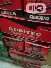 12v 200ah Rubitec Battery | Electrical Equipment for sale in Lagos State, Lagos Mainland