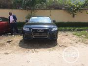 Audi A4 2008 Black | Cars for sale in Lagos State, Lekki Phase 1