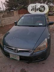 Honda Accord 2006 Sedan LX 3.0 V6 Automatic Green | Cars for sale in Lagos State, Ikorodu