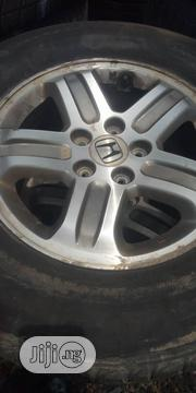 Allooyed Rims. | Vehicle Parts & Accessories for sale in Lagos State, Mushin