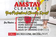 Amstay Cleaners | Cleaning Services for sale in Oyo State, Ido