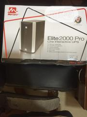Mercury UPS 2000 PRO | Computer Accessories  for sale in Lagos State, Ikeja