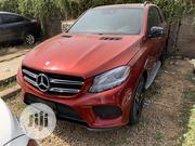 Mercedes-Benz GLE-Class 2016 Red | Cars for sale in Abuja (FCT) State, Garki 2